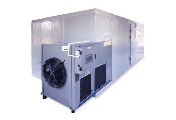 Máy sấy công nghệ bơm nhiệt