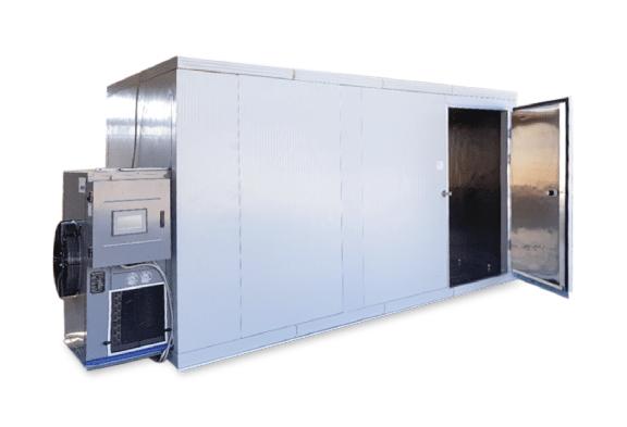 Dự án máy sấy công nghệ bơm nhiệt