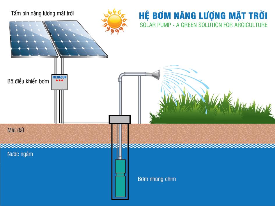 Nguyên lý làm việc của tần số biến đổi cho máy nước