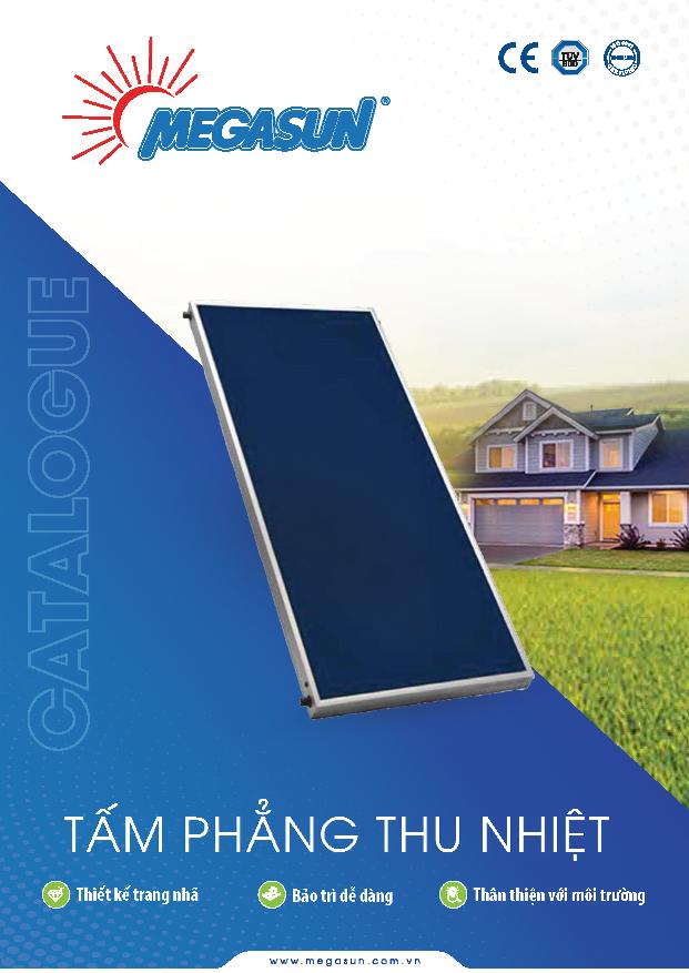 Catalogue Tấm phẳng (tiếng Việt)